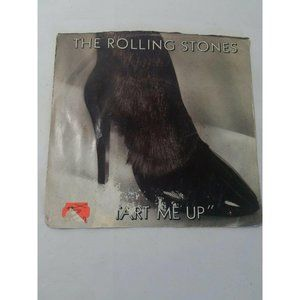 THE ROLLING STONES Start Me Up DJ PICTURE SLEEVE